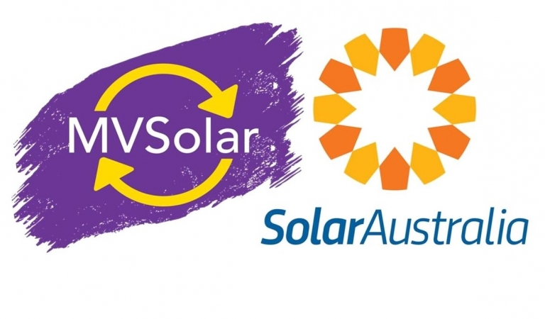 Media Release: MV Solar joins forces with Solar Australia